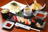寿司・うどんセット