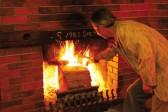 薪暖炉のpub